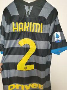 Terza maglia da calcio di squadre italiane Nike Inter Milan ...