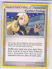 Cynthia's Feelings - Legends Awakened   131/146 (Uncommon) two cards
