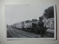 ESP851 - 1950/60s FC VASCO ASTURIANA SA Railway ~ LOCOMOTIVE No103 PHOTO Spain