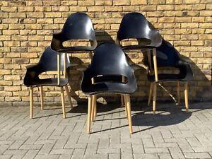 6x dinning chairs /mid century modern chairs/Danish chairs