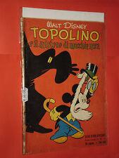 ALBO D'ORO-TOPOLINO n° 40-41-b-DEL 1951-macchia nera- LIRE 100-mondadori-disney