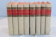 8 Vols Classics Club Books Locke Plato Aristotle Marcus Aurelius Bacon Poe More