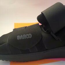 Darco MedSurg Duo Pressure Relief Post-Op Surgical Shoe flat toe medium m