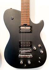 Manson MBM-1 Guitar, Sustainiac, ZVEX Fuzz Factory Modified Matt Bellamy Black