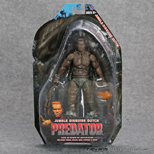 PREDATOR - 25th ANNIVERSARY - FIGURA JUNGLE DISGUISE DUTCH FIGURE 18cm