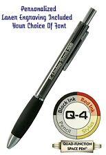 Fisher Space Pen / Personalized Quad Action #Q-4 Multi-Pen