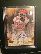 2014 Topps Inception De'Anthony Thomas SP Signed Auto Autograph