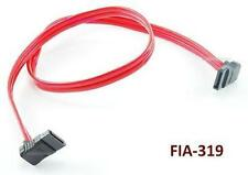 19 inch SATA-II Right Angle to SATA-II Right Angle Data Cable,  FIA-319