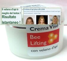 CREMA VISO BEE LIFTING prodotto naturale c/Veleno D'Api stessi effetti botulino