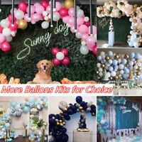 Wedding Birthday Ballons Latex Helium Balloon Kids Boy Girl Baby Party Decor