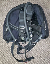 Zeagle backplate, harness and dual bladder