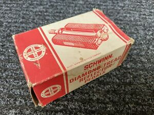 Schwinn Bicycle Krate  Pedals 1971 Sting-ray Bike  Vintage New Old Stock