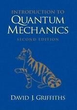 Introduction to Quantum Mechanics (2nd Edition 2005) Griffiths David J Hardcover