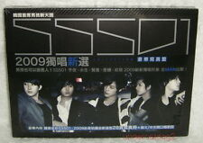 K-POP SS501 Collection Taiwan Special CD+28P Booklet