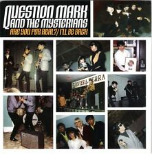 QUESTION MARK and MYSTERIANS Are you For Real 7 NEW stooges iggy Garage 69 tears