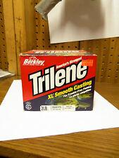 Berkley Trilene Xl302-22 Green Smooth Casting Brand New In Box
