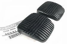 300ZX (Z32) Manual Shift Pedal Pad Set, 1990-1996 OEM NEW!