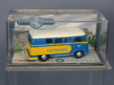 "CORGI CLASSICS MODEL No.070001       V/W  ""LUFTHANSA""  MINI BUS           VN MIB"