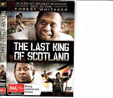The Last King of Scotland-2007-Forest Whitaker-Movie-DVD