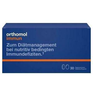 ORTHOMOL immun Tabletten Kapseln Kombipackung für 30 Tage PZN 01319933