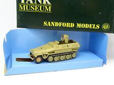 Verem Militaire Sandford - Tank Museum 1/50 - Hanomag SKFZ 251 Battle Bulge SM21