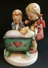 "Goebel Hummel Figurine #333 ""Blessed Event"" Incised 1956"