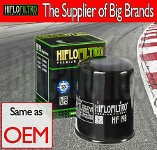 Hiflo oil filter - HF198- Victory Cross Country 1800 Tour ABS - 2013