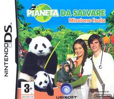 Pianeta Da Salvare - Missione Isola Nintendo DS IT IMPORT UBISOFT