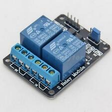 5V 2 Channel Relay Module for Arduino PIC ARM DSP AVR Electronic Raspberry OT8G