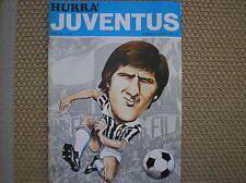 Vive Boy' Juventus 1975 Caricature Gaetano Scirea de Franco Bruna