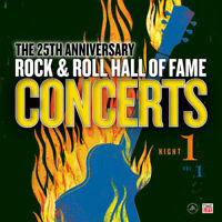 Rock & Roll Hall Of Fame: 25th Anniversary Night One - Volume 1 [New Vinyl LP]