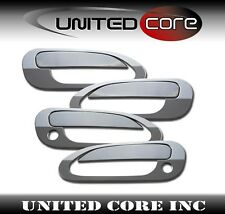 Honda Accord 98 99 00 01 02 Stainless Steel Chrome Door Handle Cover