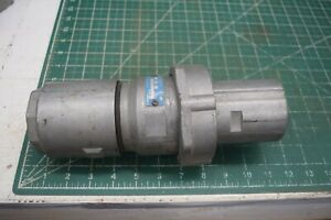 Cooper CROUSE-HINDS APJ10487 100AMP 3 Wire 4 Pole 600VAC Plug