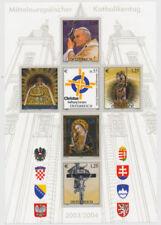 Postfrische Briefmarken mit Religions österreichische als Einzelmarke