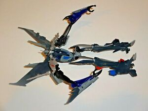 Transformers Lot Starscream Universe Classics DOTM Animated figure weapons lot