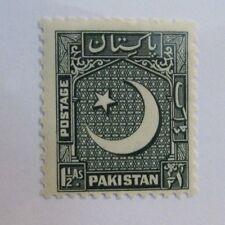 PAKISTAN Scott #48 * MH , 1½ As postage stamp
