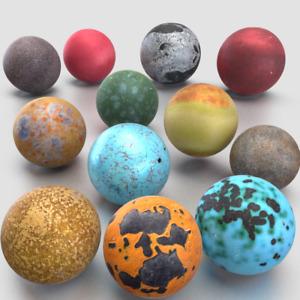 LOT of 100 Effect Ceramic Glazes Earthenware Terra Color Pottery House Paint