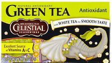 Celestial Seasonings Antioxidant Supplement Green Tea - 20 ct  (3 PACK)