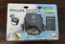 Philips Magnavox Portable CD Player AZ7337 car ready  READ ALL