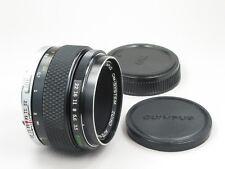Olympus OM Macro Lens 50mm f/3.5 MINT 780