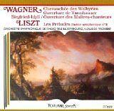 WAGNER Richard - LISZT Franz - Chevauch��e des walkyries - Les préludes - CD Albu
