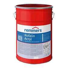 17,70€/L Remmers Rofalin Acryl 5L Wetterschutzfarbe Holzfarbe Zinkfarbe FARBWAHL