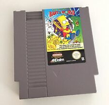 The Simpsons: Bart Vs. The World - NES Spiel - PAL Version - Nintendo Classic