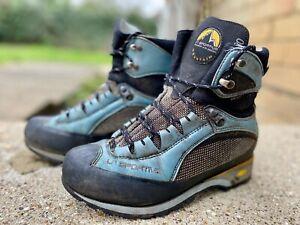 La Sportiva Trango S Evo GoreTex Ladies Hiking Boots, Blue, UK size: 5