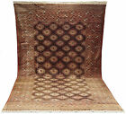 17.2 x10.1 feet gigantic antique very rare Turkmen saryk carpet rug 19th c.