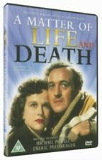 A Matter of Life and Death (David Niven, Kim Hunter) & New Region 4 DVD