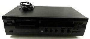 Yamaha Platine K7 Hi Fi KX-393 Stereo Cassette Deck  Envoi rapide et suivi