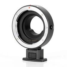 Anillo Adaptador AF EF-MFT fr Canon EOS EF-S Objetivo a Micro M4/3 GH3 GH4 OM-D