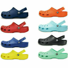 For Croc Classic UNISEX Men's Ultra Light Water-Friendly Sandals MENS SIZE Multi