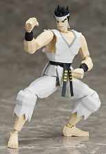 Virtua Fighter - Akira Yuki 2P Color Figma Action Figure No. SP-067b (FREEing)